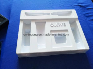 PVC Blister Tray for Skin Care Products Set High Quality Plastic Blister Tray for Cosmetic Product Set pictures & photos