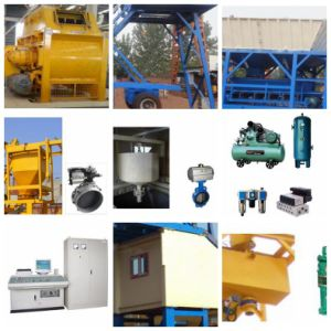 Mobile Concrete Mixer for Construction Machinery pictures & photos