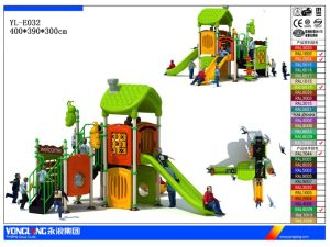Commercial Kindergarten Playground Equipment for Sale (YL-E032) pictures & photos