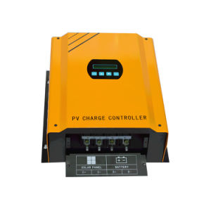 Solar Charge Controller 96V 192V 384V 50A-200A with LCD Display pictures & photos