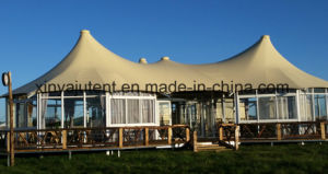 Waterproof Mouldproof Luxury Canvas Safari Tents Hotel Bell Tent & China Waterproof Mouldproof Luxury Canvas Safari Tents Hotel Bell ...