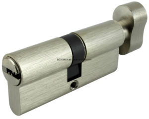 Zinc Alloy Door Handle Lock (502Q-979) pictures & photos