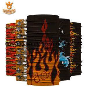 Heat Transfer Printed Hot Sell Custom Printing Elastic Tube Bandana for Outdoor Use pictures & photos