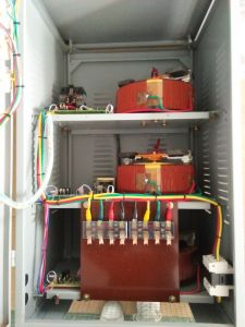Tns Series Three Phase High Accuracy Full Automatic AC Voltage Stabilizer pictures & photos