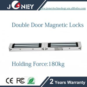 Home Security System Double Door Magnetic Lock pictures & photos