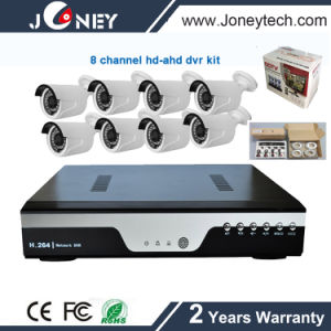 8 Channel Ahd 1080P 2 Megapixel HD CCTV system Kits pictures & photos