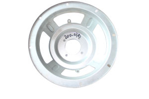 8 Inch White High-End Products for Iron Speaker Parts -Speaker Frame pictures & photos