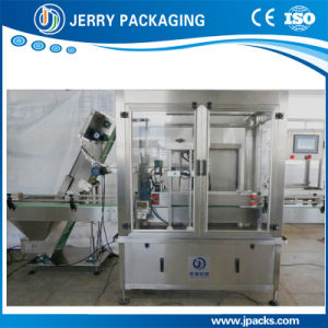 Automatic Continuous Pick & Place Bottle Capping Sealing Machine (servo system) pictures & photos