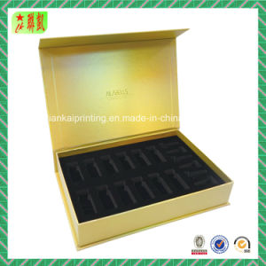 Top Quality Cosmetics Paper Gift Box with EVA Foam pictures & photos