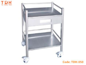Mobile Dental Cabinet with Tray (TDH-050)
