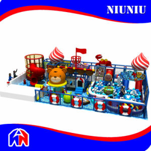 Customized Made Kids Indoor Playground