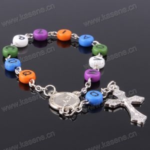 Competitive Price Hand Chain Fashion Design Letter Beads Bracelet