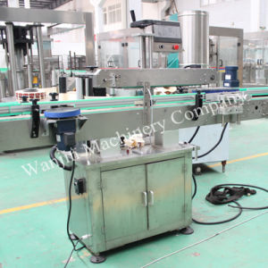 Automatic Cosmetic Food Bottle Sticker Label Labeling Machine pictures & photos