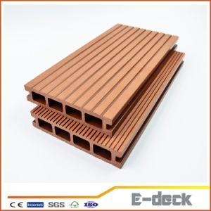 Anti Slip Waterproof Fire Resistant Composite Decking Wpc Wood Plastic Deck Board