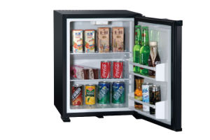 Hot Sale Beverage Wine Can Cooler Mini Bar Fridge for Hotel Xc-30 pictures & photos