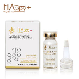Best Natural Organic Formula Happy+ Whitening Fade Speckle Serum Skin Care Product pictures & photos