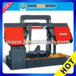 GB4240 Gantry Type Horizontal Pipe Cutting Band Saw Machine pictures & photos