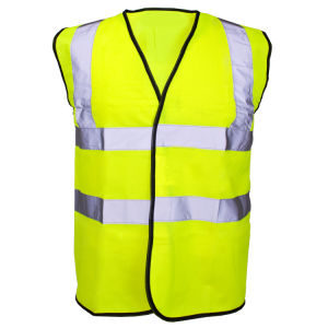 High Visibility Reflective Safety Vest with En20471 (C2502) pictures & photos