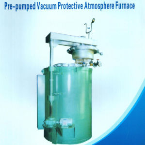 Pre-Pumped Vacuum Protective Atmosphere Furnace