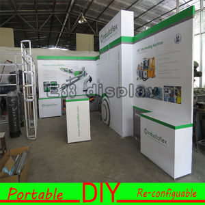 Modular Aluminum Display Systems Reusable Exhibition Booth pictures & photos