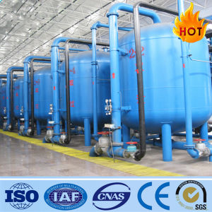 Automatic Backwash Sand Filter in Cooling Tower Circulating Industrial Water
