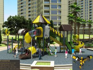 Kaiqi Large Explorer Series Children′s Outdoor Playground (Best Seller) (KQ50078A) pictures & photos