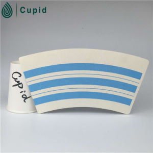 Hztl Cheap 250+15gram Disposable Paper Cup Paper pictures & photos