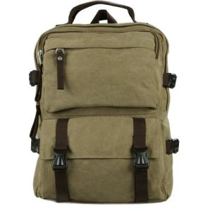 Rucksack Canvas Camping Hiking Backpack Sh-16061644 pictures & photos