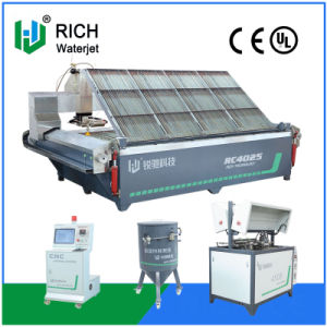 Water Jet Granite Cutting Machine with Good Price pictures & photos