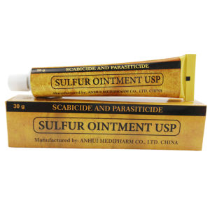 Sulfur Ointment pictures & photos