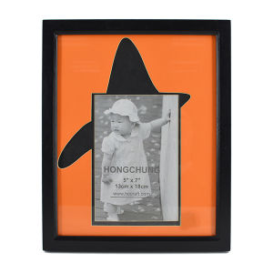 Orange New White MDF Frame for Home Decor pictures & photos