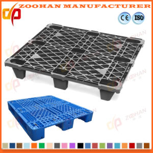 New Stackable Deck Rackable Grid Surface Plastic Tray Pallet (Zhp9) pictures & photos