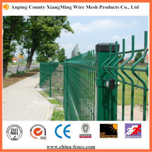 Beautiful and Security Vinyl Fence (XM-wire fence1) pictures & photos