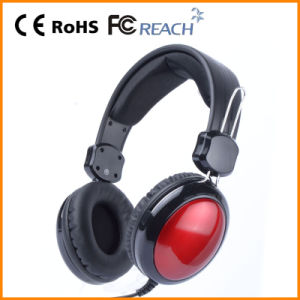 Super Bass Wholesale Computer Accessories Headphone with Microphone (RMT-501)