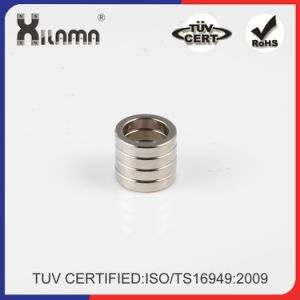 China NdFeB Magnet Manufacturer Free Sample N50 Neodymium Permanent Magnet pictures & photos