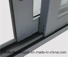 High Quality Aluminium Window with Sliding Opening Operation pictures & photos