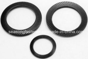 Stainless Steel Safety Lock Washer / Ribbed Washer (DIN9250) pictures & photos