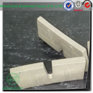 Diamond Saw Segments for Marble Cutting, Diamond Cutting Tools for Slab and Block pictures & photos