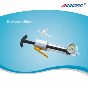 Balloon Inflation Device with Dilation Balloon Catheter pictures & photos