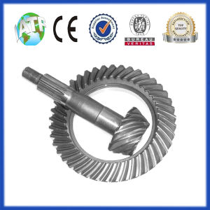 Pickup Rear Axle Bevel Gear by Lapping (ratio: 10/41; 9/41; 8/41; 11/43) pictures & photos