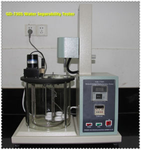 ASTM D1401 Water Separability or Demusibility Tester pictures & photos