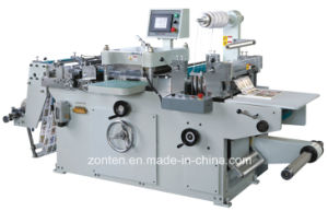 Label Die Cutter Machine (MQ320) pictures & photos
