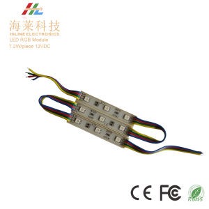 DC12V RGB SMD5050 LED Module pictures & photos