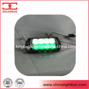IP67 Waterproof Motorcycle LED Green White Strobe Light Head pictures & photos