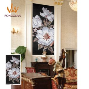 Flower House Decoration Art Painting Art Mosaic pictures & photos