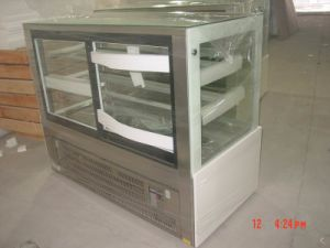 Square Cake Refrigerated Display Showcase- (WZ3-5R) pictures & photos