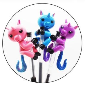 China Interactive Baby Unicorn Interactive Toys Finger Unicorn Toys