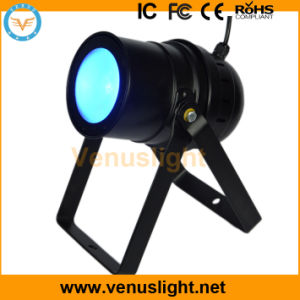 P46 LED Stage PAR Light with 80watt 3in1 COB LED