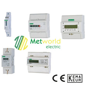 STDS-1 Series Single-Phase DIN-Rail Electronic Energy Meter pictures & photos