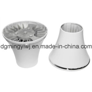 2016 Customized Precision of LED Casting Parts with High Demand Which Approved ISO9001-2008 Made in Chinese Factory